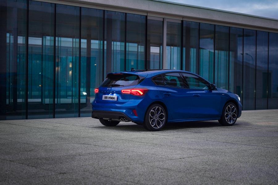 Nuevo Ford Focus St 2018 >> Ford Focus 2018: primera prueba de conducción (¡con vídeo!) | Autocasión