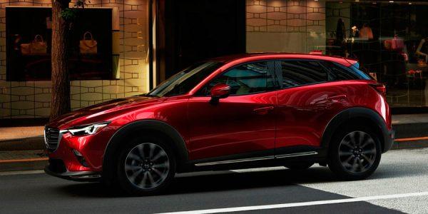Mazda CX-3 2018: novedades mecánicas y más equipamiento