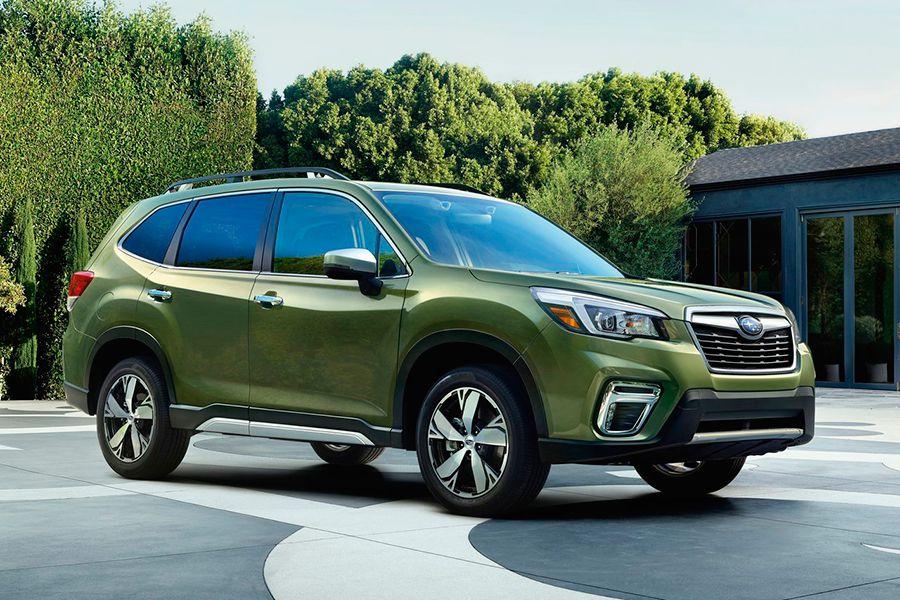 Subaru Outback Vs Forester >> Nuevo Subaru Forester 2019 | Autocasión