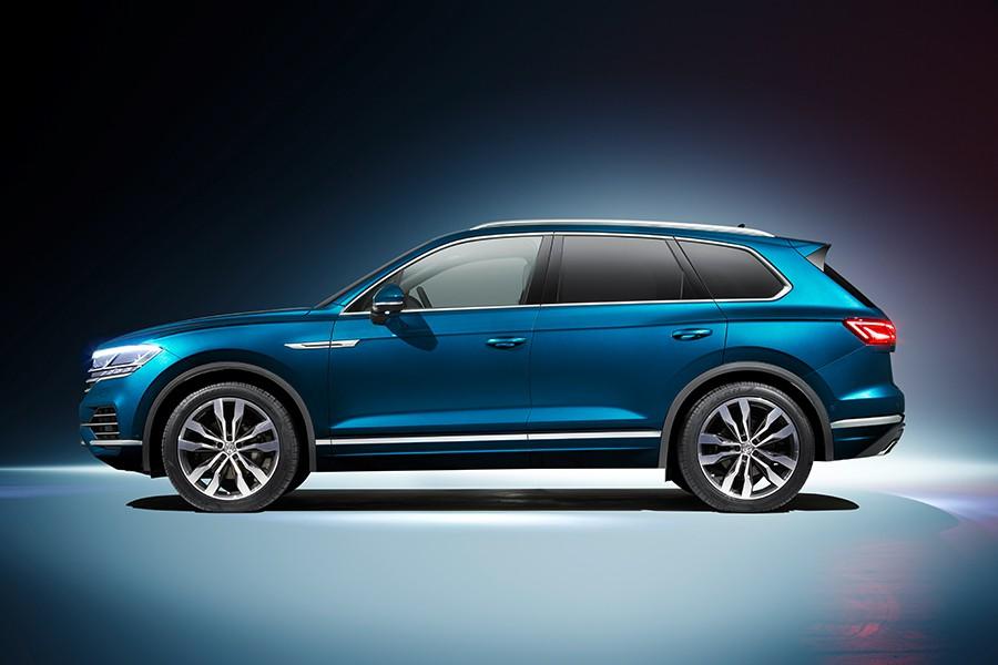Ya a la venta el nuevo Volkswagen Touareg 2018