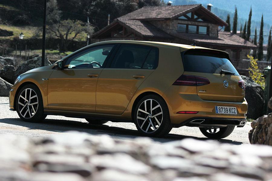 prueba del volkswagen golf 1 5 tsi 150 cv para qu un gti autocasi n. Black Bedroom Furniture Sets. Home Design Ideas