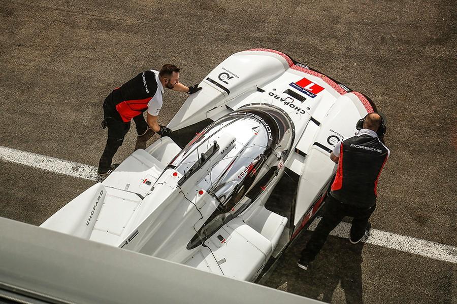 El Porsche 919 Hybrid es un prodigio técnico.