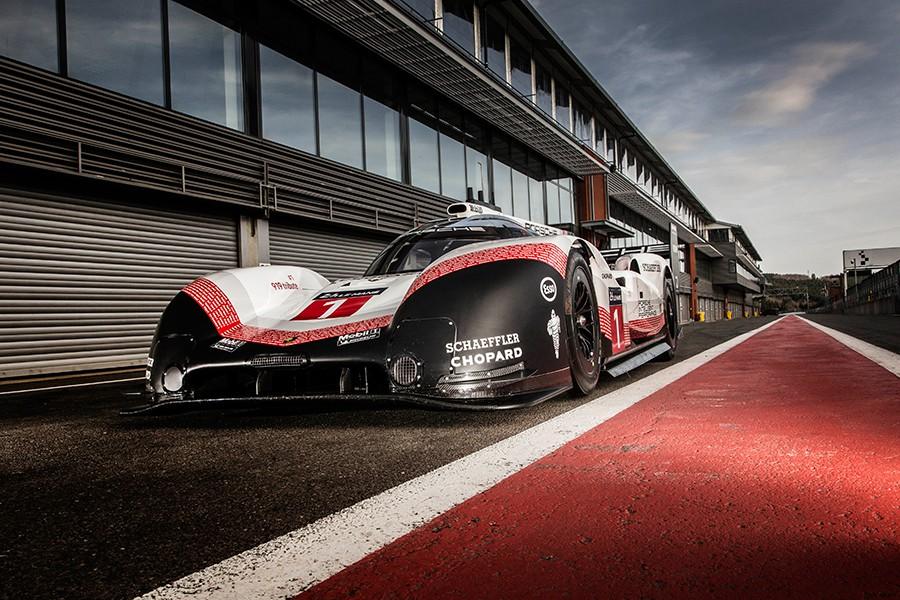Porsche 919 Evo Hybrid: más rápido que un Fórmula 1