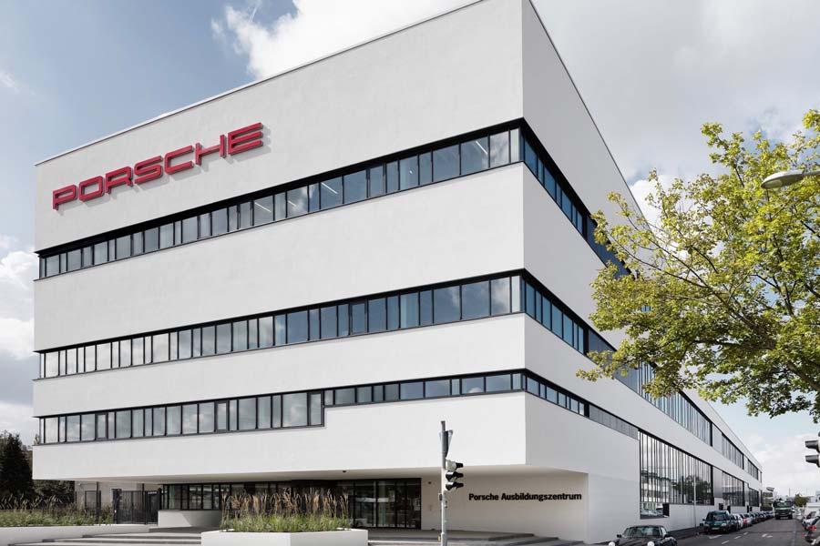 Redada en Porsche: la fiscalía alemana registra 10 edificios de la firma
