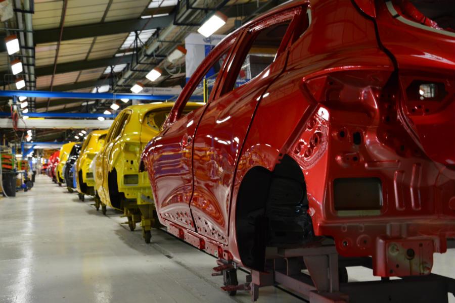 14 modelos nuevos para las plantas de automóviles españolas