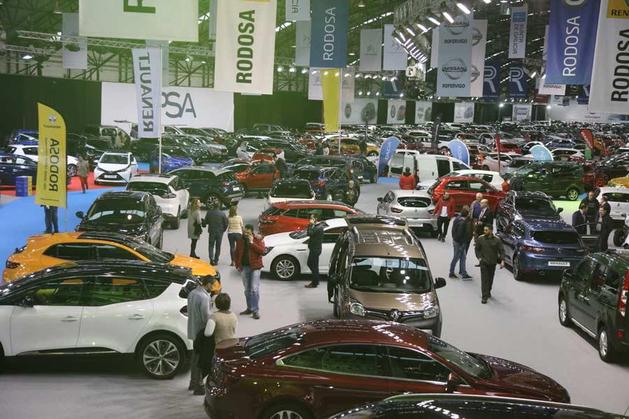 El Salón del Automóvil de Vigo reúne a 49 marcas de coches y motos