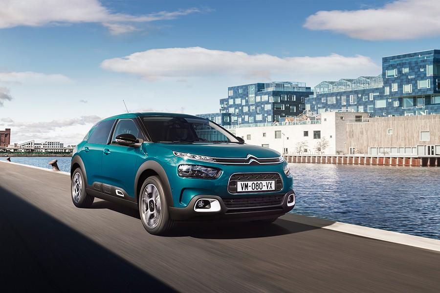 El anuncio del nuevo Citroën Cactus