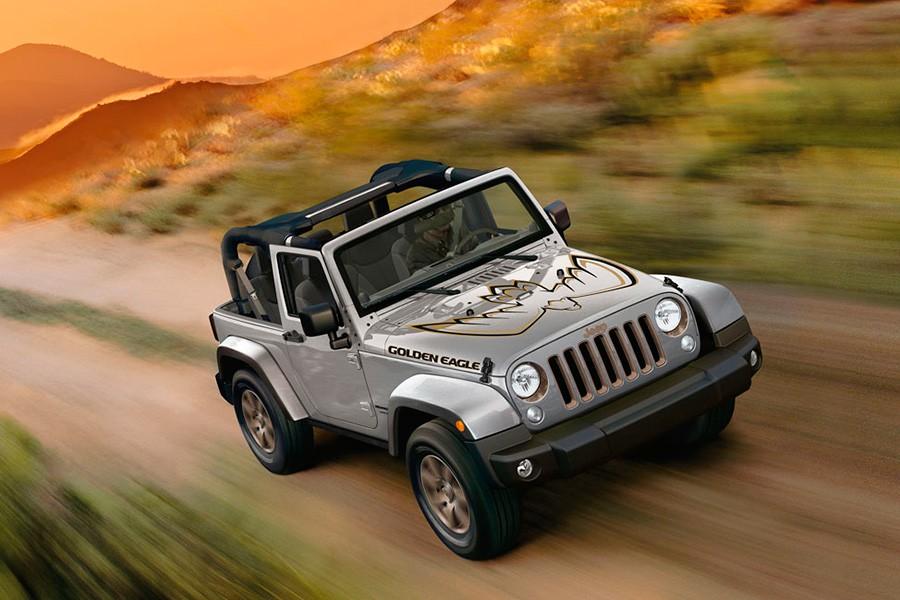 Nuevas series especiales para despedir al Jeep Wrangler | Autocasión