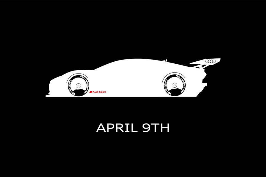 Audi e-tron Vision Gran Turismo: un deportivo de videojuego
