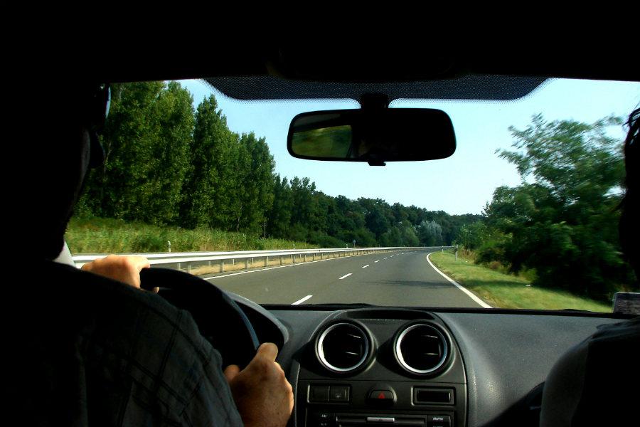 El 25% de conductores no ve la carreta con claridad