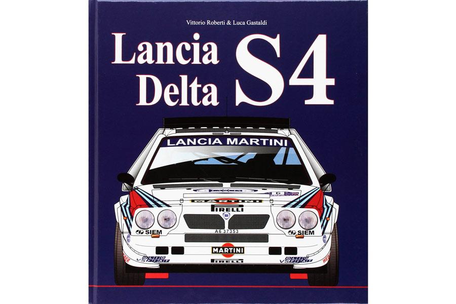 Lancia Delta S4.