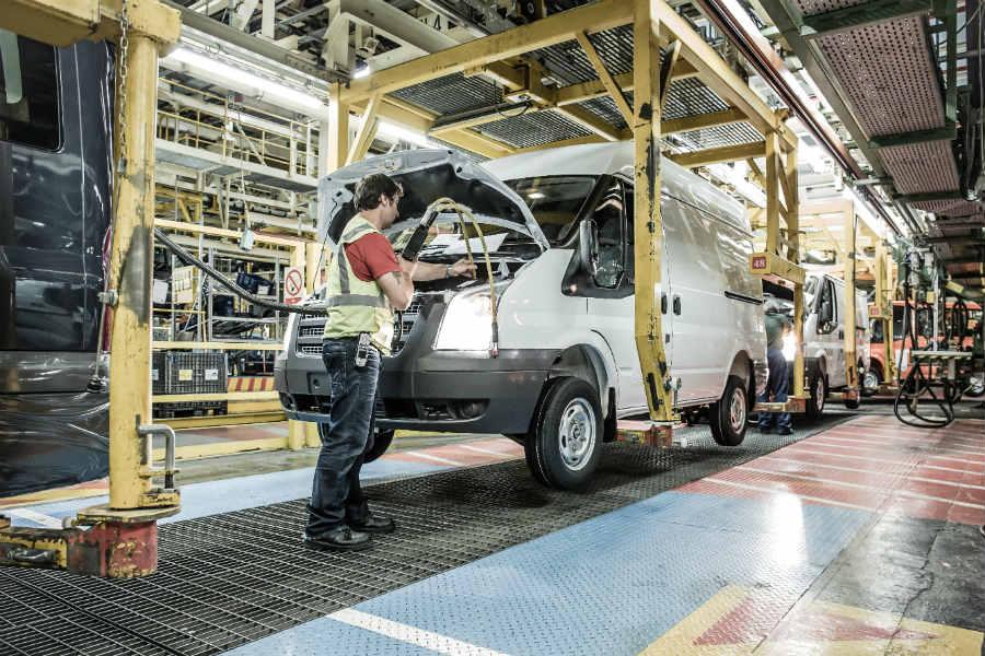 Cae la matriculación de vehículos comerciales en marzo