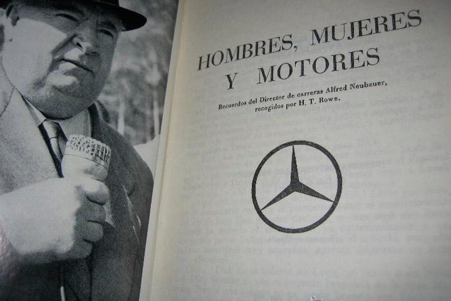 Hombres, mujeres y motores.