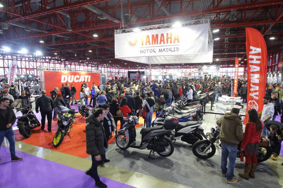 El Salón de la Moto vuelve a Madrid después de 11 años