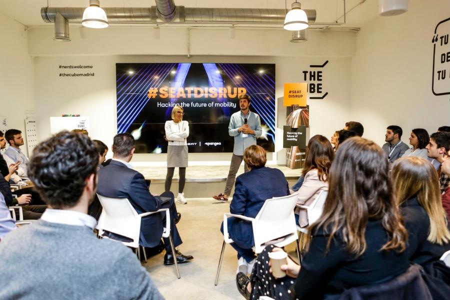 Seat DisrUP: una nueva forma de captar jóvenes talentos