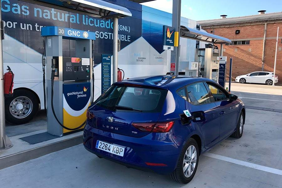Estas son las (pocas) gasolineras de gas o gasineras que hay en España
