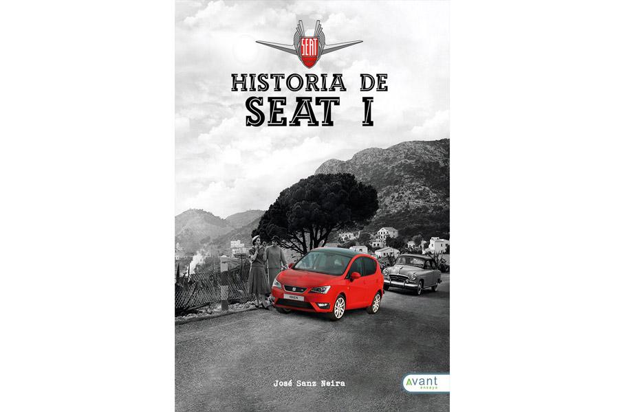 Portada de Historia de Seat.
