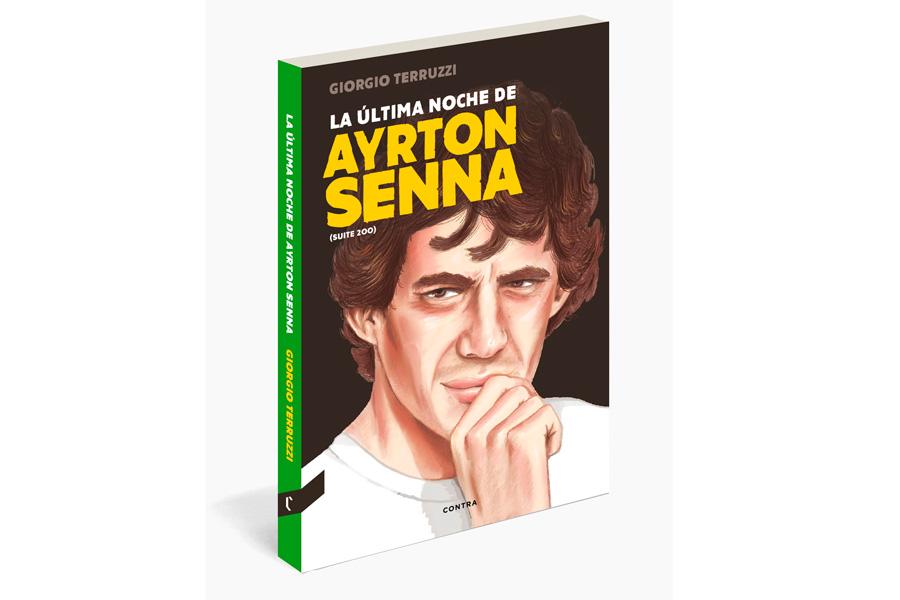 La última noche de Ayrton Senna.