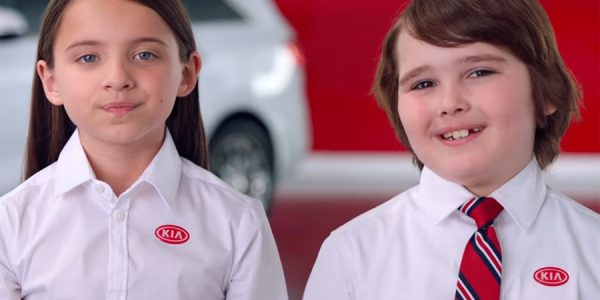 Estos niños te convencerán para comprar un Kia