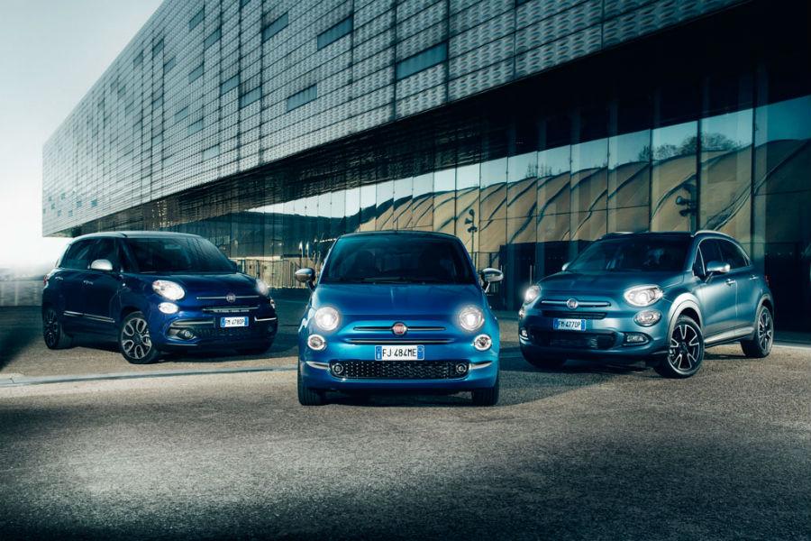 Fiat despliega toda su gama en Madrid Auto 2018