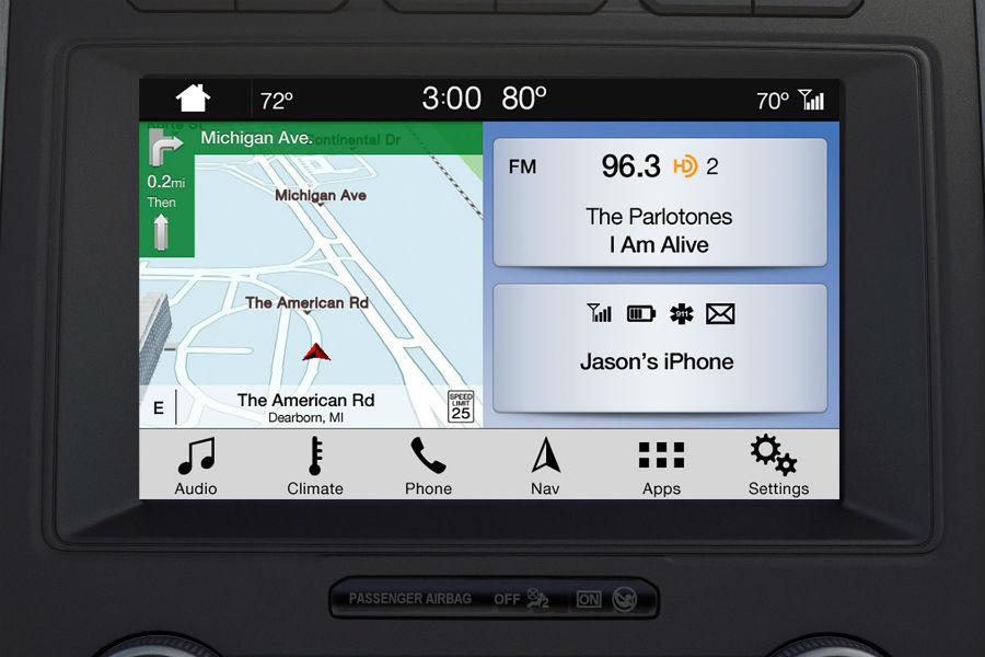 Waze, ya disponible en los modelos de Ford