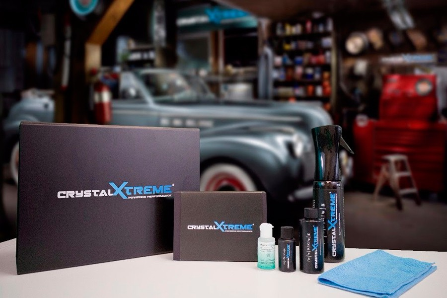 Crystal Extreme hará demostraciones de sus productos en Madrid Auto 2018.