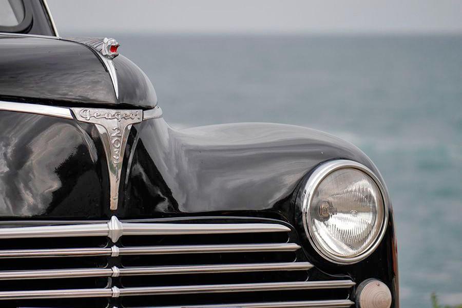 Aniversario del primer Peugeot moderno