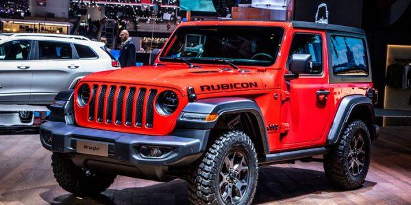 El nuevo Jeep Wrangler debuta en el Salón de Madrid 2018