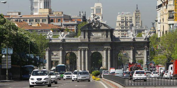 El centro de Madrid se cierra al tráfico en noviembre