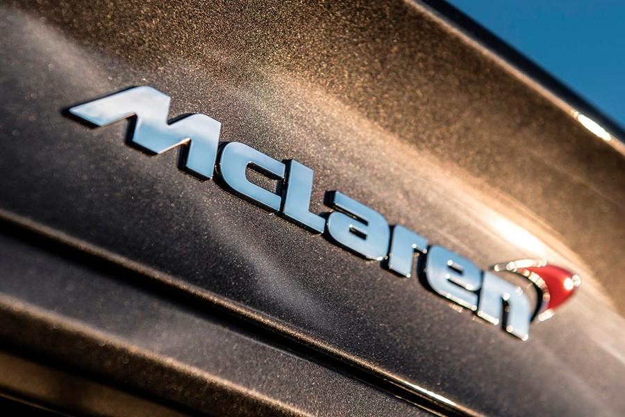 Qué significa el logo de McLaren.