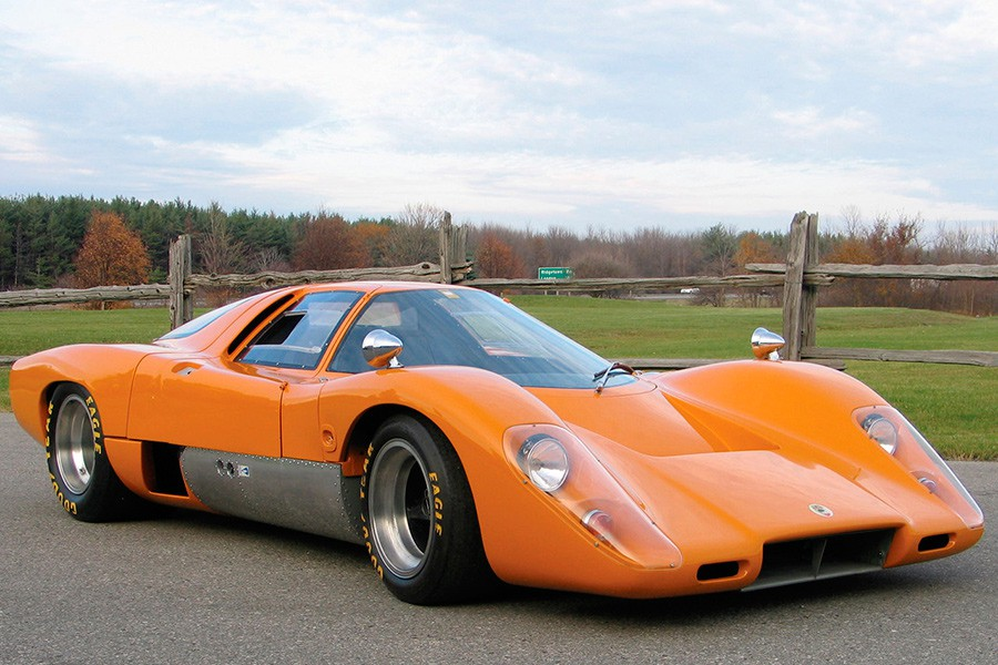 """El primer McLaren """"de calle"""" dejaba claras sus intenciones."""