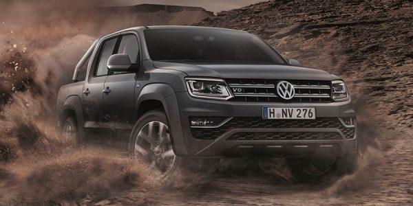 VW Amarok V6: el pick up más potente del mercado