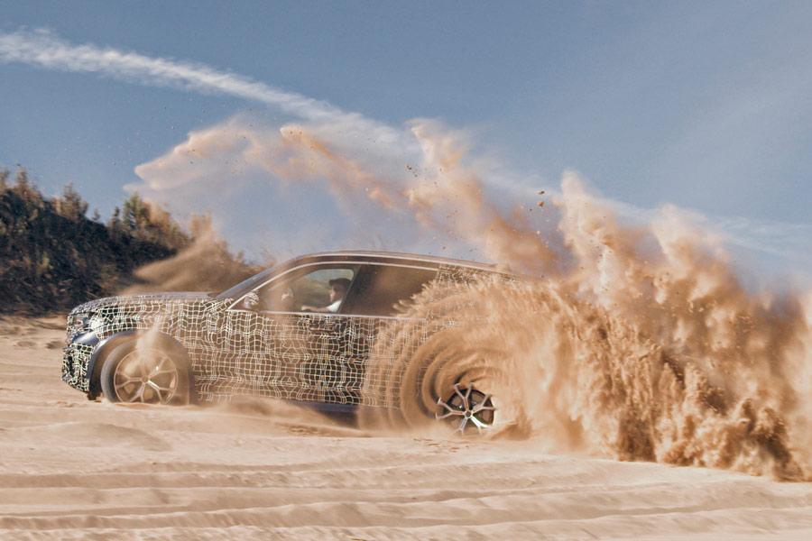 El BMW X5 2019 ultima su fase de desarrollo.
