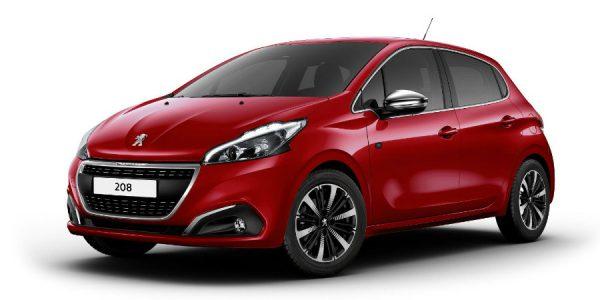 Peugeot 208 Tech Edition: la versión más tecnológica del utilitario francés