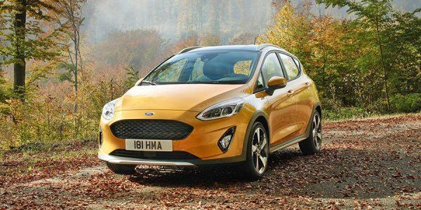 Nuevo Ford Fiesta Active: probamos la versión más alta del Fiesta