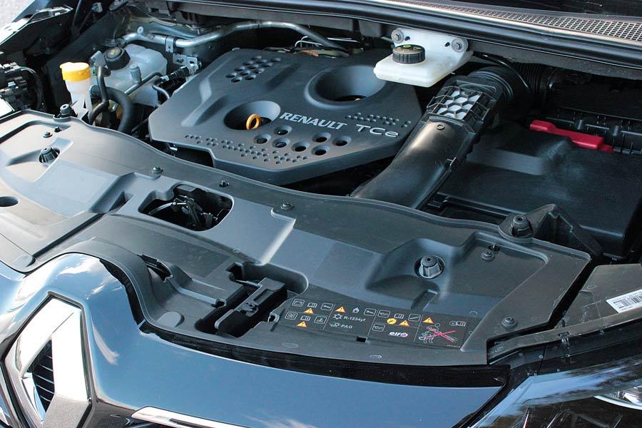 El motor de 225 CV tiene un rendimiento excepcional, pero los consumos no son nada ajustados.