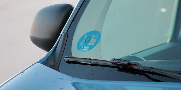 ¿Conoces el distintivo ambiental de tu coche?