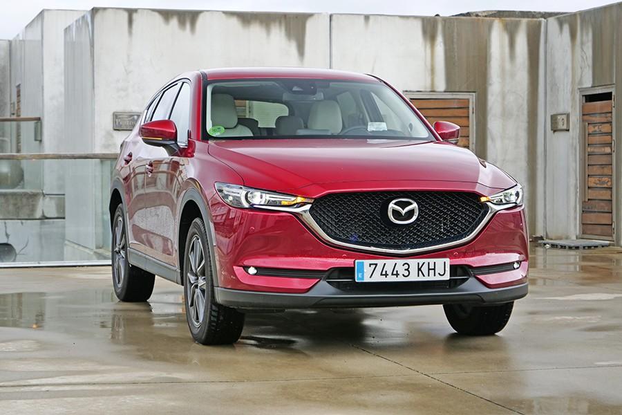 Prueba del Mazda CX-5 2.2 diésel de 150 CV