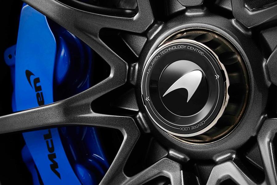 Qué significa el logo de McLaren