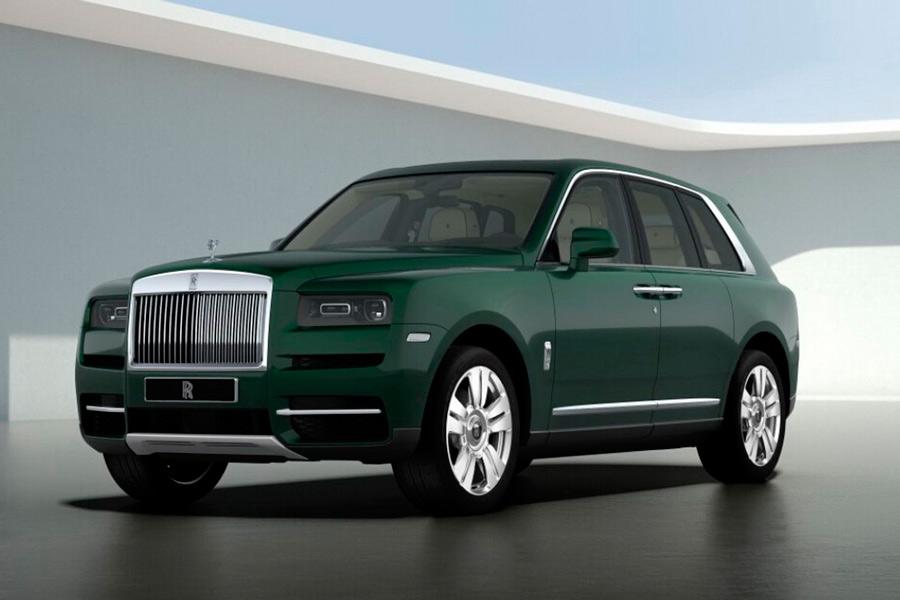 Soñar es gratis: diseña tu Rolls-Royce Cullinan perfecto