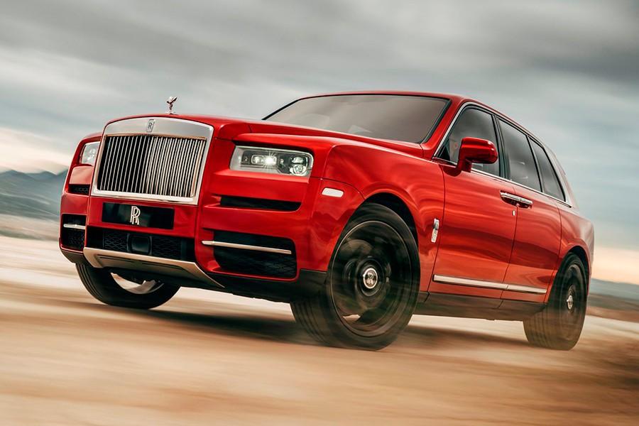 Rolls Royce Cullinan: el SUV más caro del mundo