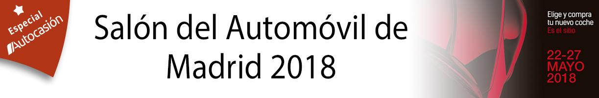 Salón del Automóvil de Madrid Auto