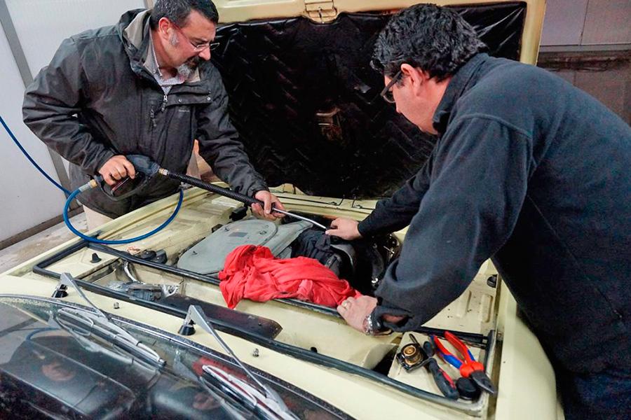El Seat 124 es en general un coche muy fiable, pero hay que tener en cuenta sus debilidades.