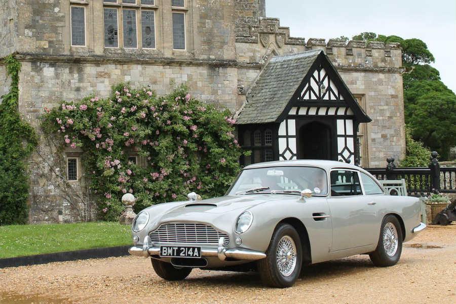 ¿Cuánto pagarías por el coche de James Bond?