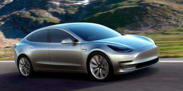 El Tesla Model 3 llega a España