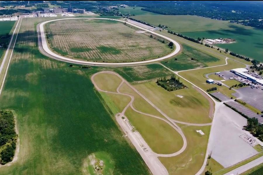 Así será la pista de pruebas de coches autónomos de Toyota