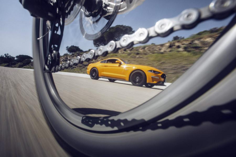 WheelSwap: la realidad virtual de Ford para mejorar la seguridad
