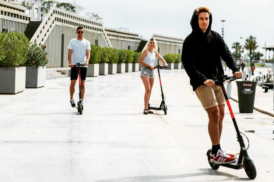 La DGT regulará el uso de patinetes eléctricos