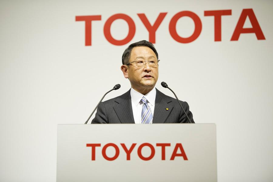 Toyota se prepara para el cambio más importante del siglo