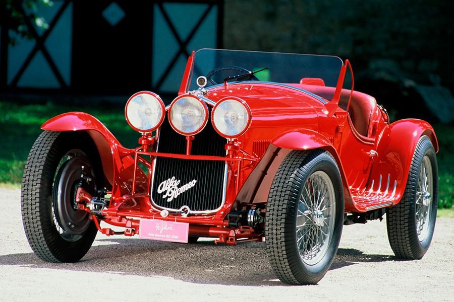 Los 10 mejores Alfa Romeo de la historia